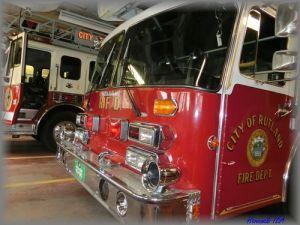 ラットランドの消防車